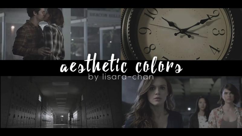 [3] Колор для видеоклипов   aesthetic colors by lisara-chan   Sony Vegas Pro 13-15