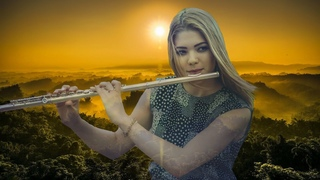 Heavenly Flute Instrumental - Relaxing Flute Background Music for Peace, Relax Mind Body and Soul