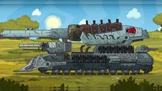 Как Нарисовать танк ГОЛИАФ из Мультики про танки