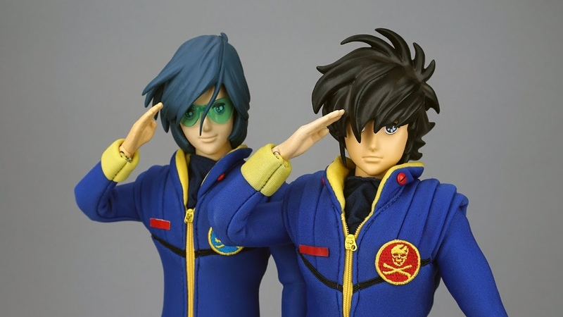 PopBox Toynami 1/6 scale Hikaru and Max Figures Review