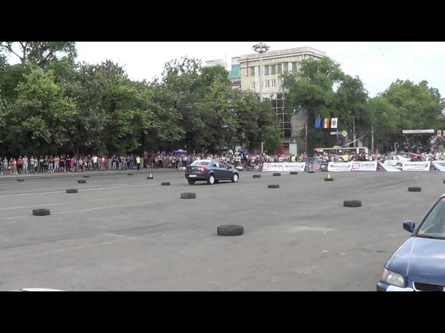 Autoslalom - PMAN - 19.05.2013 - Dacia Logan