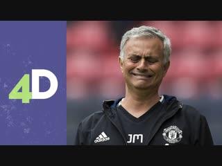 Манчестер Юнайтед невозможно смотреть | Боруссия - осенний чемпион Германии | Анонс интервью Черышева