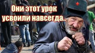 Не нужно грубить незнакомцам, ведь они могут оказаться русскими