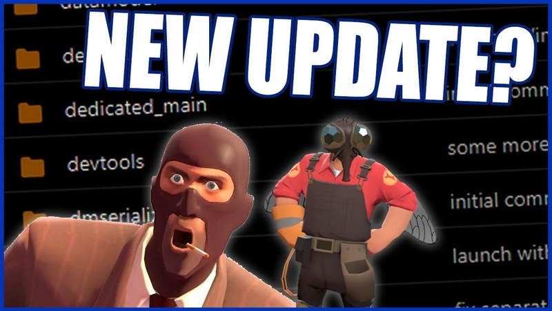 TF2 Surprise Update Coming MAJOR Performance Bug Exploit Fixes
