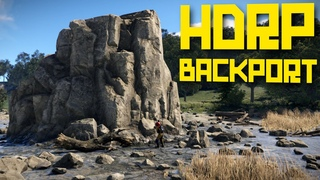 RUST HDRP backport branch! - Exclusive first look!