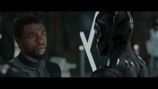 Чёрная Пантера – Трейлер HD (16+) [Фильм 2018]