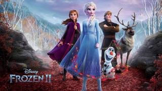 Холодное Сердце 2 Disney Pixar Полный Мультфильм НА РУССКОМ для детей