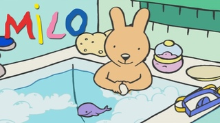 Milo - Bath time | Cartoon for kids