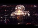 HD feu dartifice de la tour Eiffel Paris 2014 Entier /Firworks 14 july at Eiffel tower