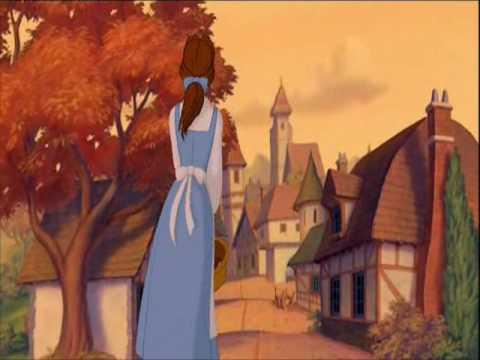 Disney La Bella e la Bestia Bonjour