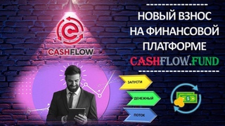 Как сделать взнос на платформе CashFlow