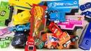 Машинки из Мультика Тачки Развивающие Мультфильмы с Игрушками для Самых Маленьких Учим Цвета