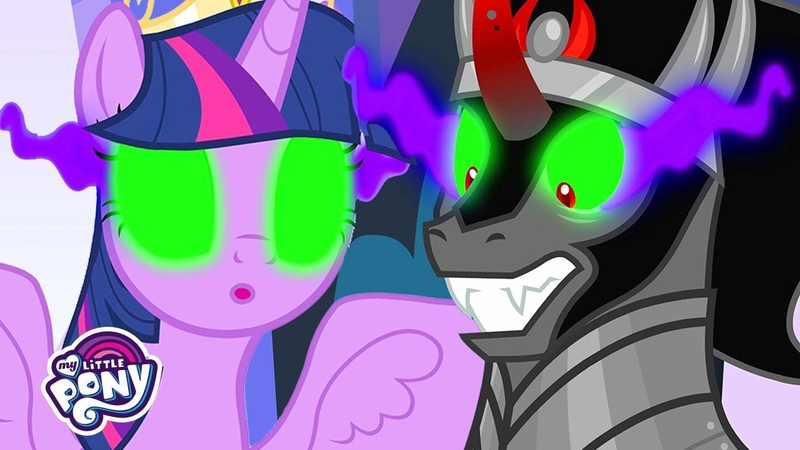 My Little Pony Villains to Conquer the Equestria The Beginning of the End MLP FiM