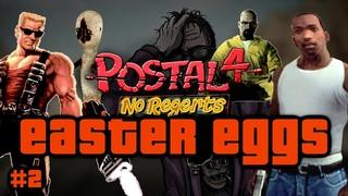 POSTAL 4 Easter Eggs And Secrets (GTA SA, Breaking Bad, Mythbusters and more) #2