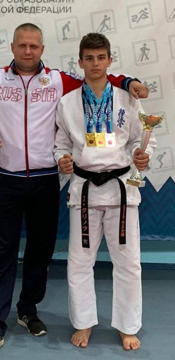 Поздравляем тренера нашей Федерации Клинова Илью Лериевича С Днём Рождения!!!