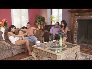 Lyla Storm, Vicki Chase - Swinging Hangman порно, секс, минет, сиськи, анал, sex, porno, brazzers, gonzo, anal, blowjob, milf