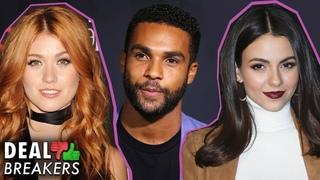 Victoria Justice, Katherine McNamara, & Lucien Laviscount Reveal Relationship Deal Breakers