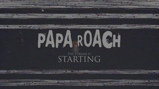 Papa Roach recording LIVE In-The Bubble - PapaRoach on Twitch