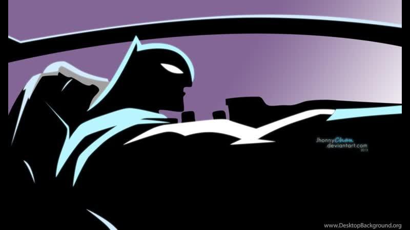 Мультсериал о Бэтмене. Никогда не угадаете как называется