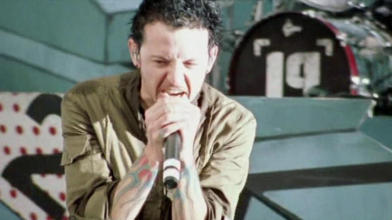 Linkin Park A Place For My Head DVD Live in Texas 2003