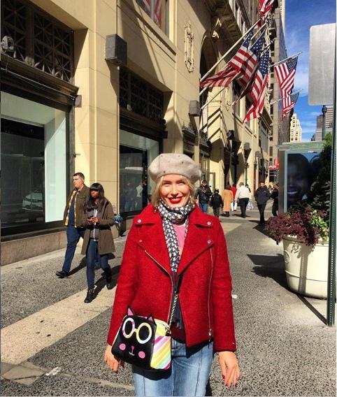 Оксана Ряска о жизни в Нью-Йорке