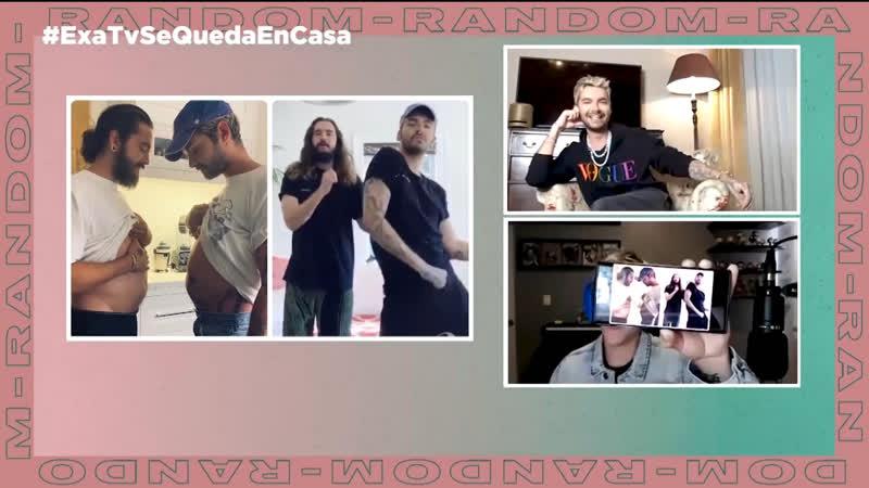 EXA TV Random Interview with Bill Kaulitz 21 10 2020
