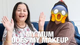 MY MUM DOES MY MAKEUP | KAUSHAL BEAUTY