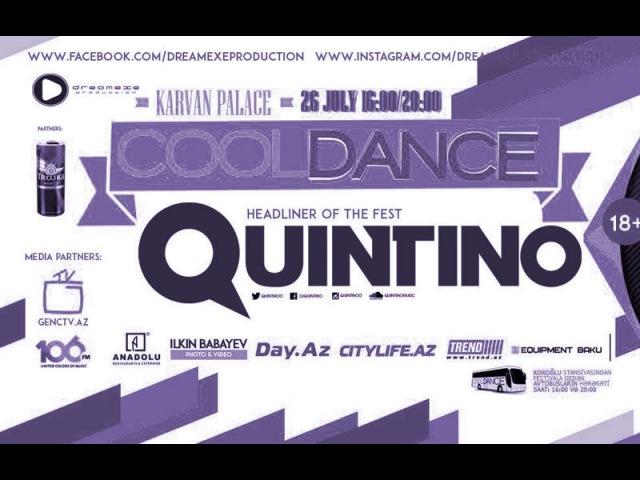 Cooldance Music Festival Baku DJ KvanT