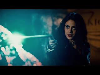Shadowhunters Behind The Scenes ¦ Season 3, Episode 18  Fighting a Drevak Demon