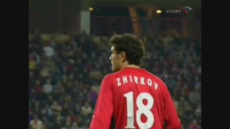 157 CL-2006/2007 CSKA Moskva - Hamburger SV 1:0 (26.09.2006) HL