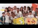 Gobernador participa en la inauguración del Centro Tau de la Fundación Ricky Martin