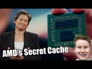 AMD GETS STACKED 💪 192 MB of L3 Cache on Ryzen, Coming 2022?