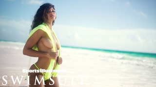Danielle Herrington Goes Topless In The Bahamas   INTIMATES  Sports Illustrated Swimsuit