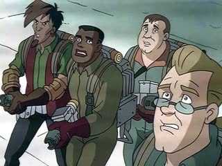 Extreme Ghostbusters 36-40