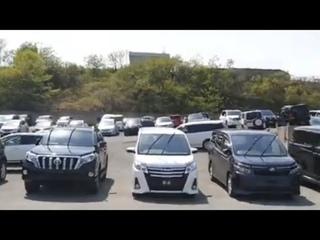 Скандал на Авторынке с продавцом! Тойота Камри б/у авто из Японии Зеленый угол дром ру авто цена