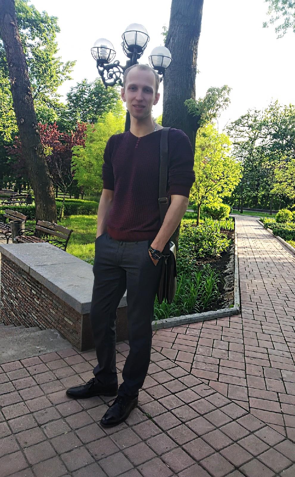 Maks, 29, Donetsk