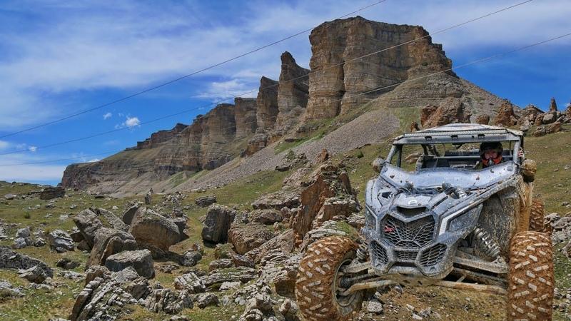 Альтернатива внедорожнику Подходит ли багги для путешествий Проверка Кавказскими горами
