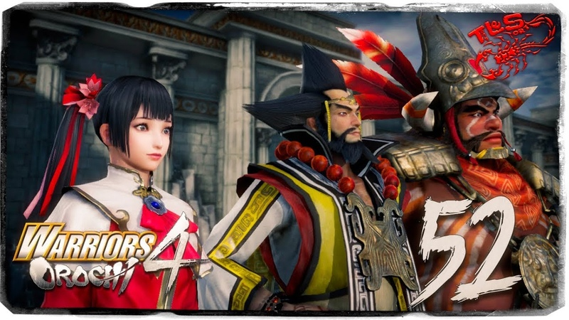 Story Mode ◄ Warriors Orochi 4 ► 52 A Journey of Immaculate Flowers