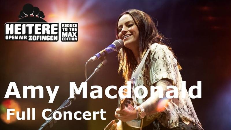 Amy Macdonald Full Concert Heitere Open Air 2021