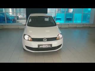 Volkswagen Golf Plus. Автосалон КировАвтоКом. Автомобили в Кирове