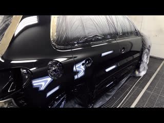 Покраска VW Tiguan. Автоцентр Энергия