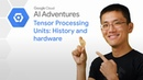 Tensor Processing Units: History and Hardware