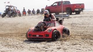 KTM 450 Porsche Power Wheels Build