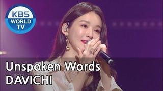 Yu Huiyeol's Sketchbook - Davichi : Unspoken Words