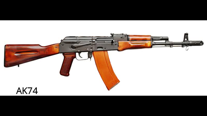 Real Gun Sound Militant and Rebel Weapon Sounds ASMR 720p