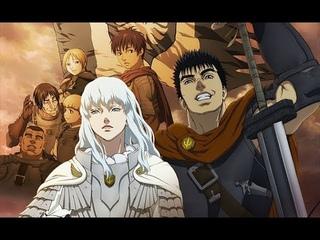 Berserk The Golden Age Arc Part1 sub indo