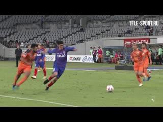 ФК Токио - Симидзу С-Палс - 3:1. Джей-лига. 22 тур. Обзор матча, все голы