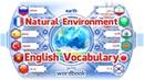 Ders Doğal Çevre Resimlerle İngilizce Kelime Tercümanı Kelime Kitabı