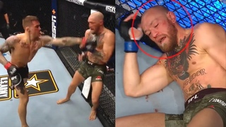 Бой Конор Макгрегор vs Дастин Порье! Полный бой