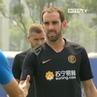 "Inter on Instagram ""PLAYER CAM @diegogodin 👀💪🏼📹 Inter ForzaInter InterOnTour Godin Training Football"""
